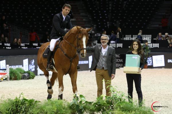 CSI5 n°1 Prix FOIRE INTERNATIONALE DE BORDEAUX - Harrie SMOLDERS (2) @Sportfot