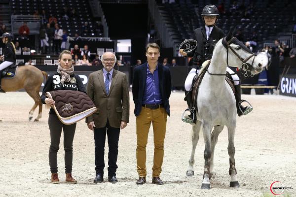 Super As Poney Elite - Trophée GRAND PRIX MAGAZINE - Judith CLAVELLOUX avec Urphee (2)