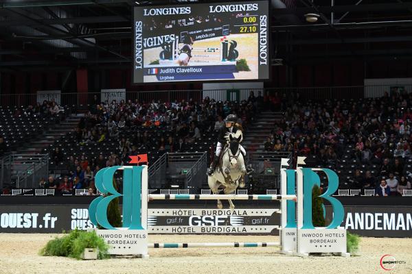 Super As Poney Elite - Trophée GRAND PRIX MAGAZINE - Judith CLAVELLOUX avec Urphee