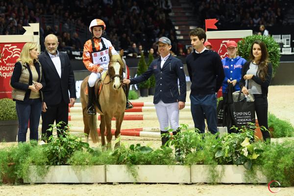 Derby Poneys - Antoine Renoult avec Lilla Smulan (2)