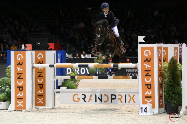 Super As Poney Elite Trophée GRAND PRIX MAGAZINE - Arthur Delplace et Tralala des Salines