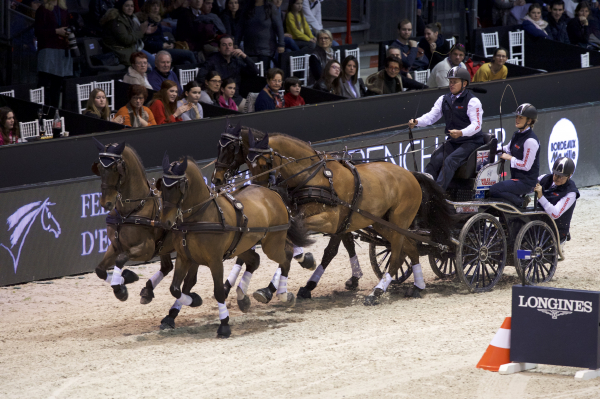 CAIW - FEI World Cup™ Driving Final - Boyd EXELL
