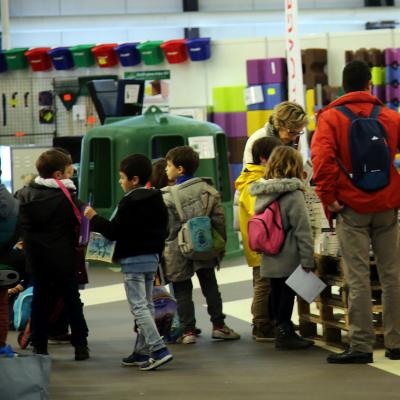 """JUMPING L'EXPO : Espace """"Enfants"""" / entrée gratuite © Sandra Boyer / CEB"""