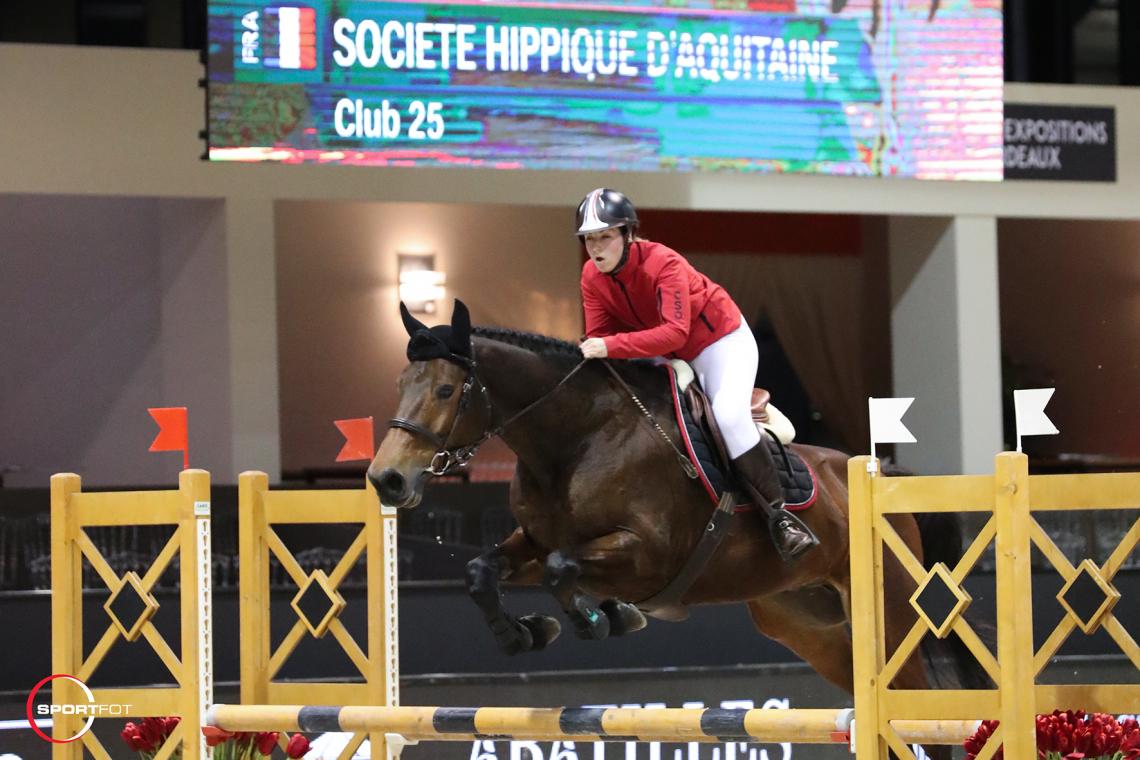 Coupe des Clubs - 2ème place - SOCIETE HIPPIQUE D'AQUITAINE