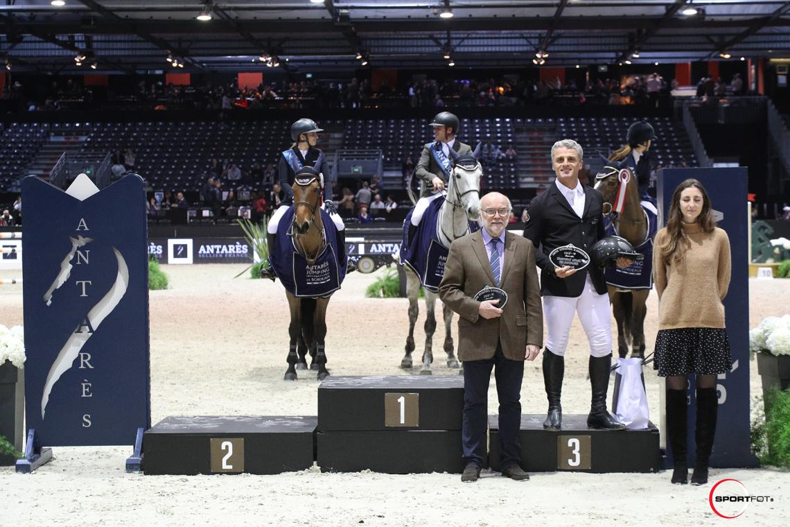 Championnat Antarès des Partenaires - 3ème Château de Rouillac