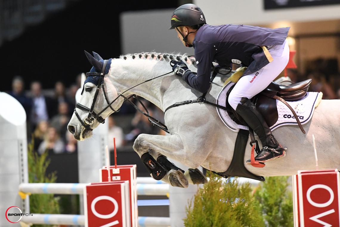 CSI5*W – Prix HORSE IMMO – 2ème place - Michael Jung et fischerDaily Impressed