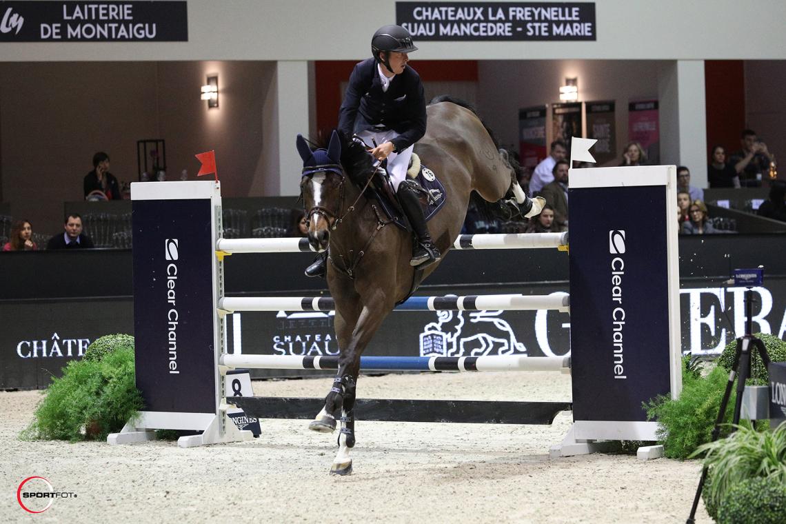 CSI5*W – Prix HORSE IMMO – 3ème place - Bertram Allen et GK Casper