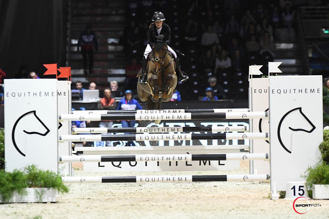 Super As Poney Elite by EQUITHEME - Grand Prix Excellence – 1ère place - Jeanne Hirel et Armene du Costilg