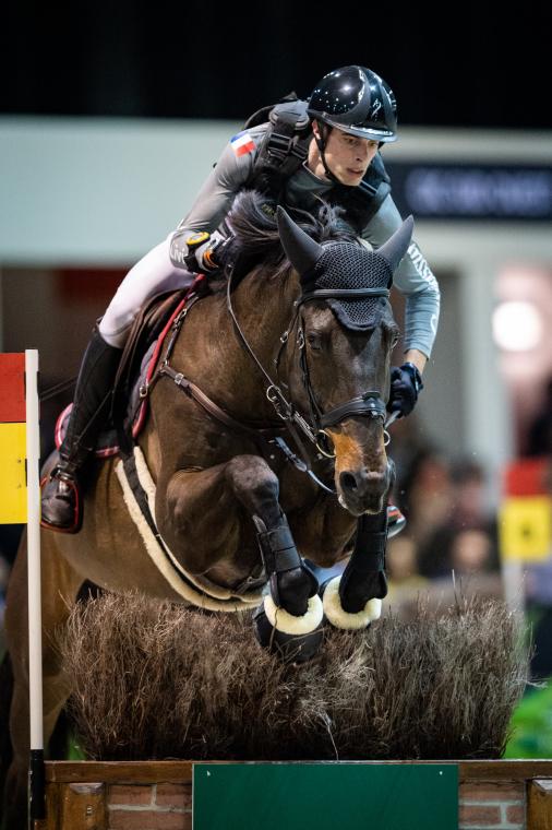 DEVOUCOUX Indoor Derby – 3ème place – Maxime Livio et Boleybawn Prince