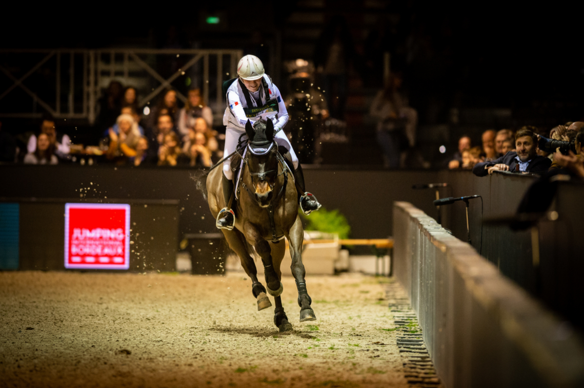 DEVOUCOUX Indoor Derby - 8ème Rubis Des Islots et Gwendolen Fer