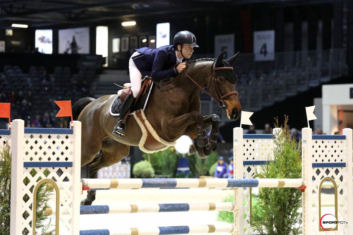 Championnat ANTARES des Partenaires – Epreuves individuelles gold – 1ère place - Lucas Fournier et Cecilia de Riverland