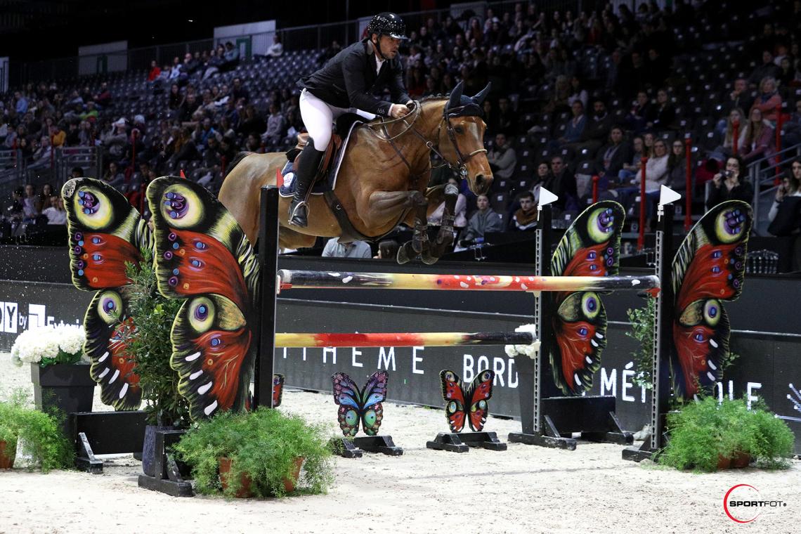 Championnat ANTARES des Partenaires – Epreuves individuelles gold – 2ème place - Olivier Gauzignac et Tamara du Bourg