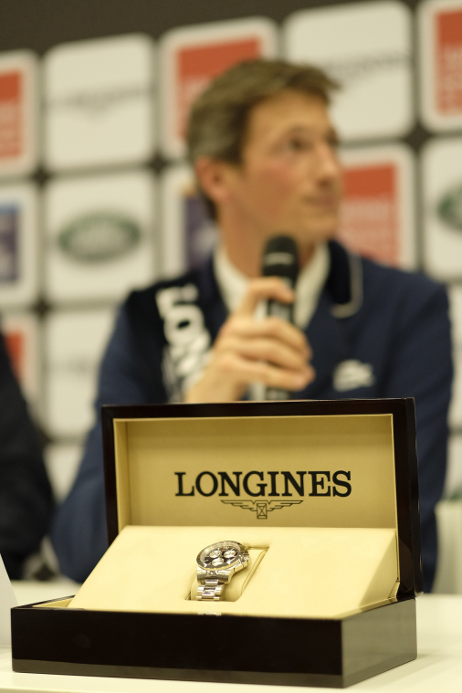 LONGINES FEI JUMPING WORLD CUP™ by BORDEAUX EVENTS – 1ère place – Daniel Deusser et Tobago Z