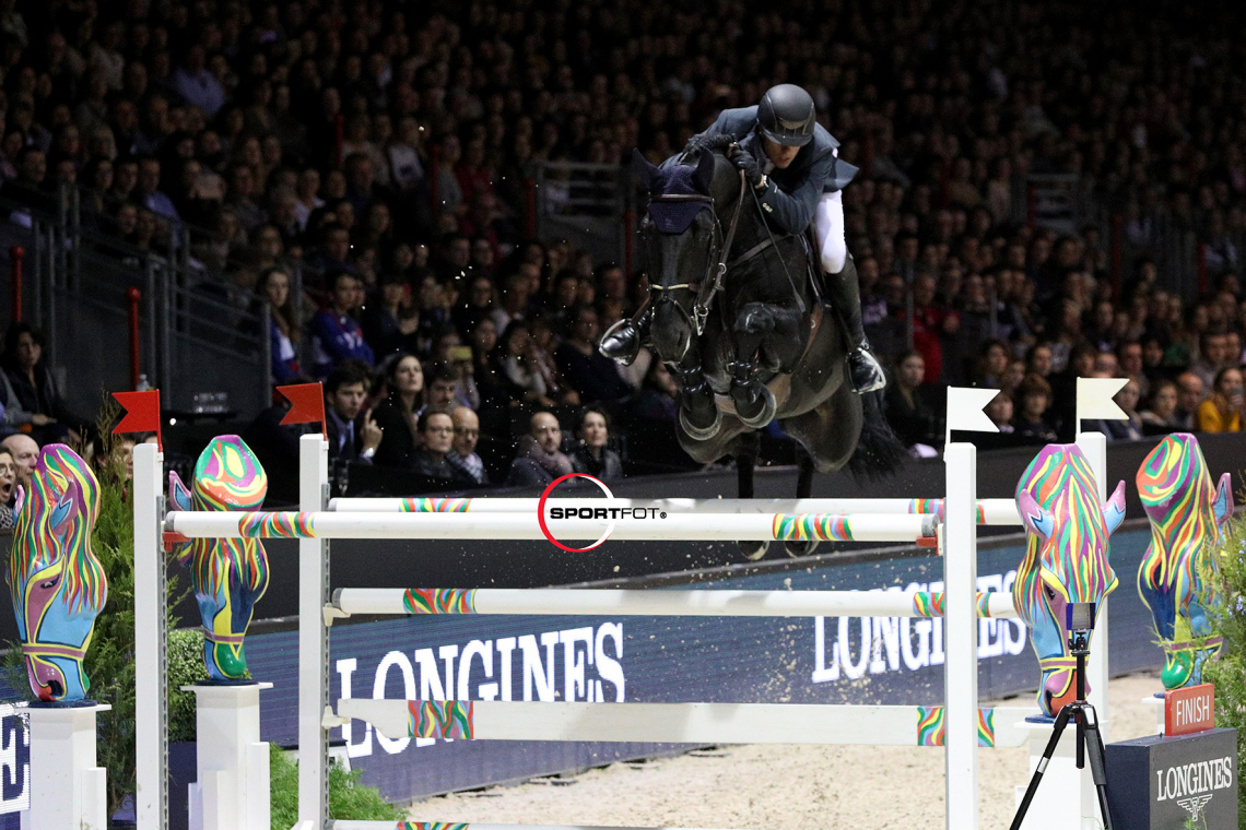 LONGINES FEI JUMPING WORLD CUP™ by BORDEAUX EVENTS – 2ème place – Gregory Wathelet et Iron Man van de Padenborre