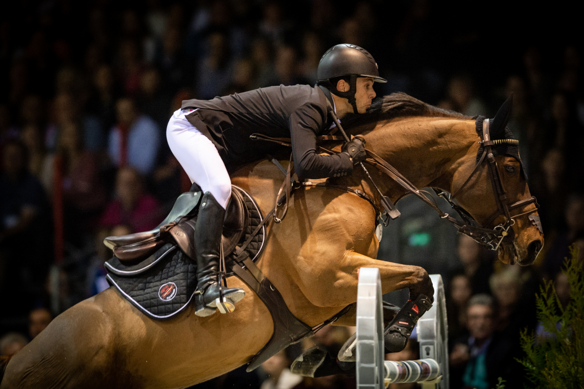 LONGINES FEI JUMPING WORLD CUP™ by BORDEAUX EVENTS – 3ème place – Eduardo Alvarez Aznar et Rokfeller de Pleville Bois Margot