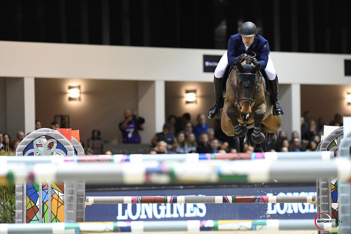 LONGINES FEI JUMPING WORLD CUP™ by BORDEAUX EVENTS – 4ème place - Francois Jr Mathy et Uno de la Roque
