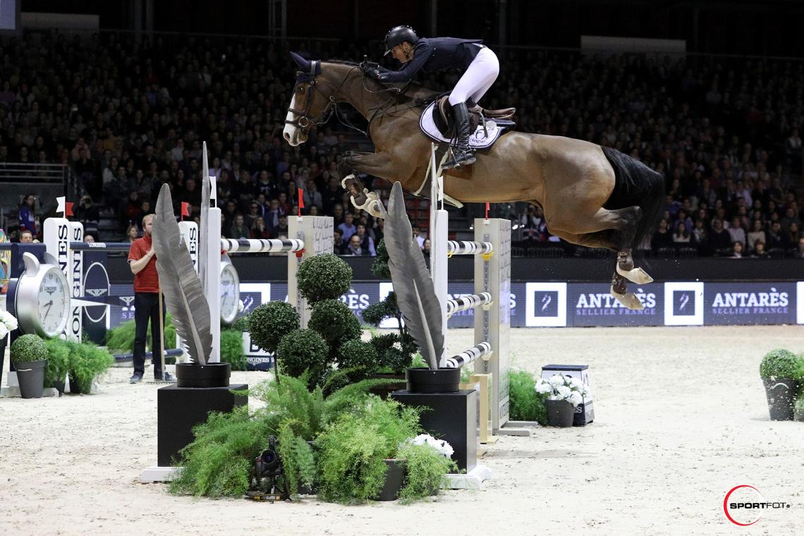 LONGINES FEI JUMPING WORLD CUP™ by BORDEAUX EVENTS – 6ème place - Celine Schoonbroodt- de Azevedo et Cheppetta