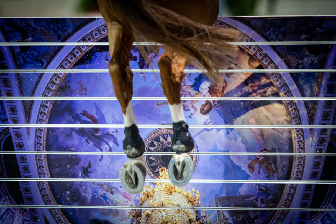 LONGINES FEI JUMPING WORLD CUP™ by BORDEAUX EVENTS Marcus Ehning et Funky Fred