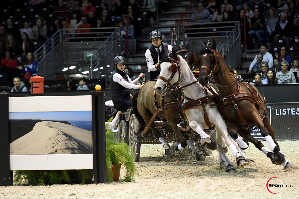 CAIW FINAL n°2 – FEI Driving World Cup™ FINAL – 3ème place – Geerts, Glenn