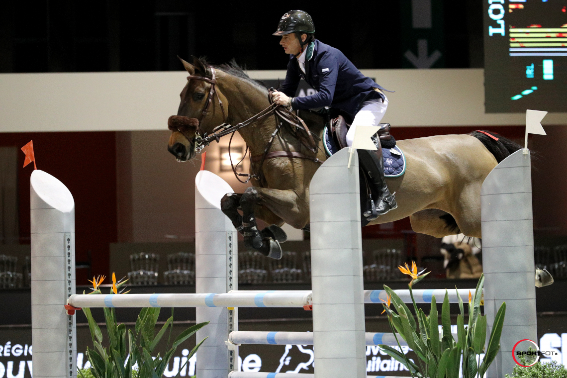 CSI5*W – Prix France INFO - France BLEU - 3ème Denis Lynch et Pretty Little Liar