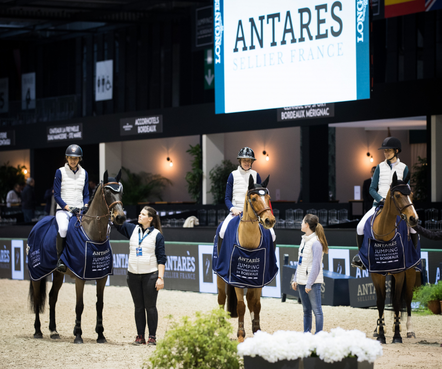 Championnat ANTARES des Partenaires - Finale par équipe - 3ème place ▶︎ AMODEV