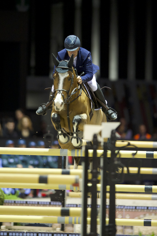 LONGINES FEI JUMPING WORLD CUP™ - 5ème place - Roger Yves Bost avec Sangria du Coty