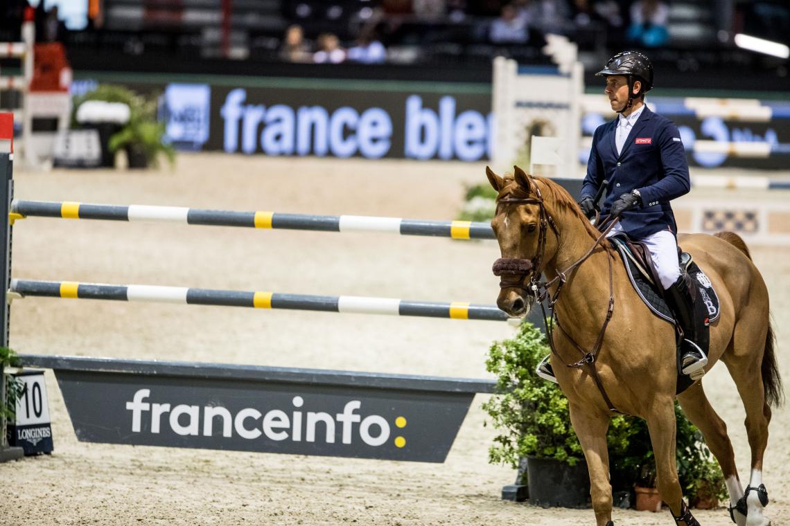 CSI5*W n°5 - Prix France INFO France BLEU - 1ère place - Julien Epaillard et Alibi de la Roque