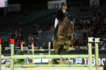 CSI5*W n°1 - Prix FOIRE INTERNATIONALE DE BORDEAUX - Julien GONIN avec Well Done