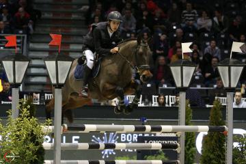 Championnat ANTARES des Partenaires - Finale SILVER - Gautier Lenoir avec Tamise de Rampan