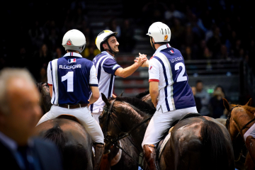 HORSEBALL - LE MATCH DES LÉGENDES