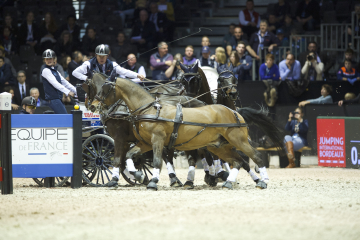 CAIW FINAL n°2 - FEI DRIVING WORLD CUP™ FINAL – 1ère place - Boyd Exell