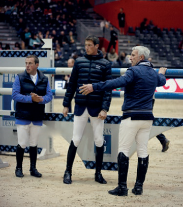 reconnaissance Jumping International de Bordeaux