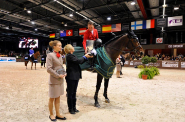 Victoire Jumping International de Bordeaux