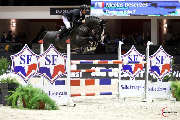 CSIYH 1* – Bordeaux Young Sires Masters N°1 > 1ère place - Nicolas Deseuze & Davignon Kdw Z