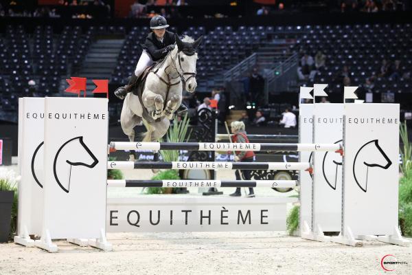 Super As Poney Elite par EQUITHEME - Vitesse - 1ère Venise des Islots & Emma Meric