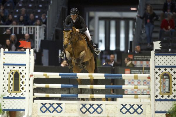 Championnat ANTARES des Partenaires – Finales individuelles Gold – 1ère place – Olivier Gauzignac et Tamara du Bourg