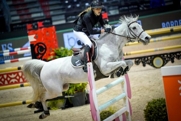 Super As Poney Elite by HORSE REPUBLIC - Vitesse - 1ère place Ilona Mezzadri & CALLAS REZIDAL Z