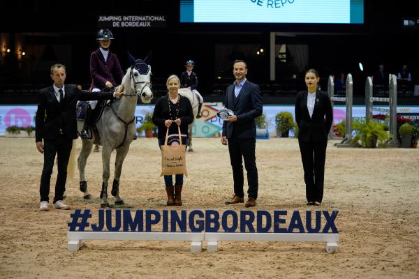 Super AS - Grand Prix Excellence - 1ère place  ▶︎ Lola Brionne avec Clementine