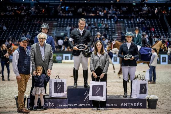 Championnat Antares des Partenaires - Épreuves individuelles Gold - Poduim 2020