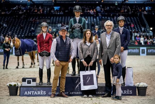 Championnat Antares des Partenaires - Épreuves individuelles Silver - Podium 2020