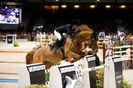 FEI world cup Jumping International Bordeaux
